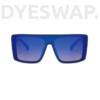 Kép 1/2 - DYESWAP210 BLUE NAPSZEMÜVEG
