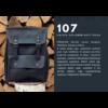 Kép 10/13 - DYESWAP BAG 107 BLACK
