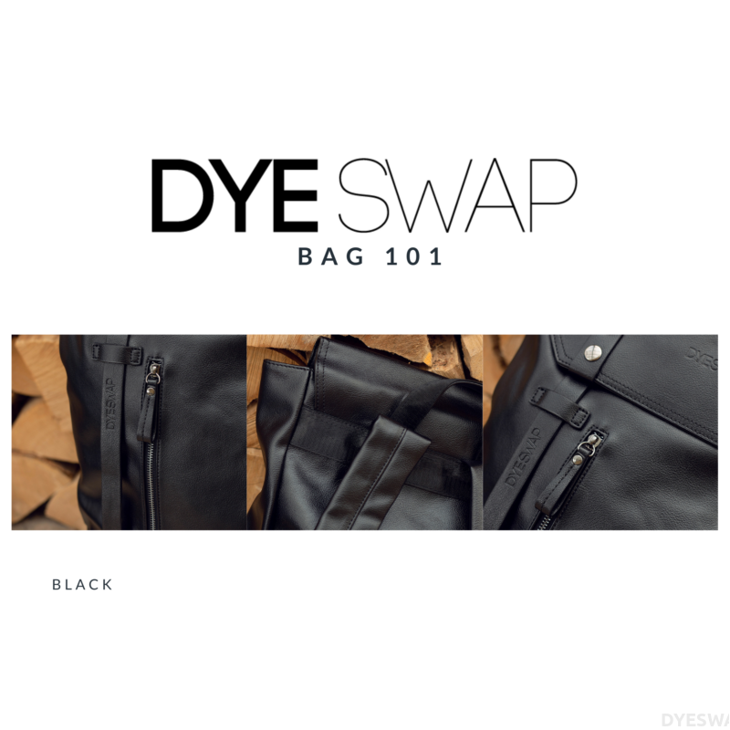 DYESWAP BAG 101 BLACK