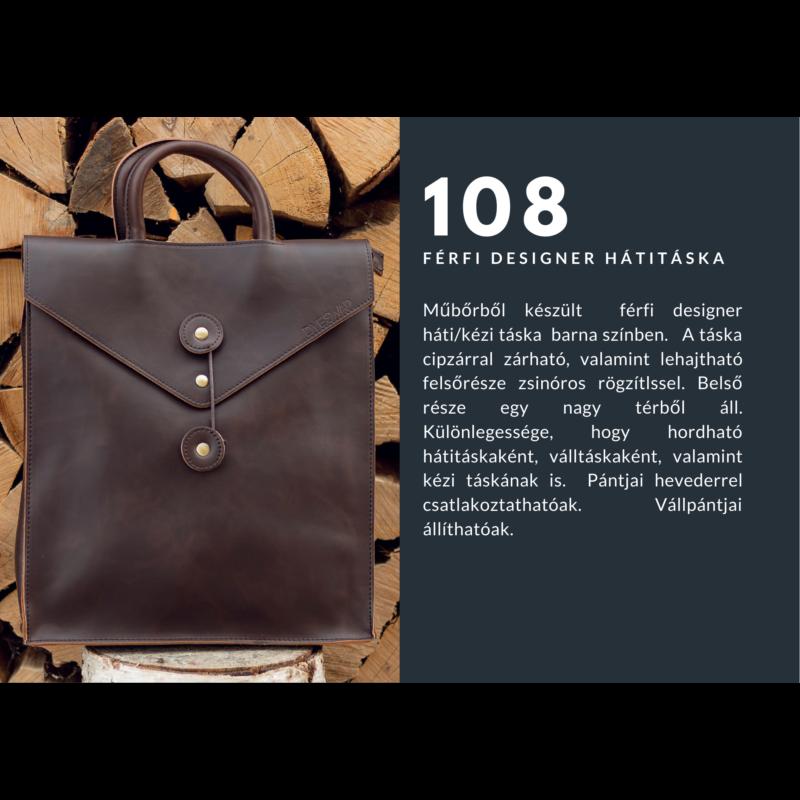 DYESWAP BAG 108 BROWN